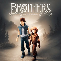 Capa de Brothers: A Tale of Two Sons
