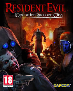 Capa de Resident Evil: Operation Raccoon City