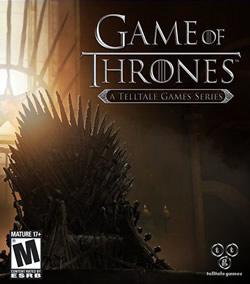 Capa de Game of Thrones: A Telltale Game Series