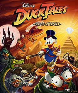 Capa de DuckTales: Remastered