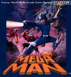 Capa de Mega Man