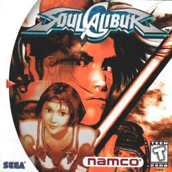 Capa de SoulCalibur
