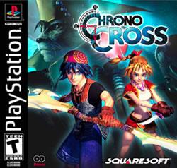 Capa de Chrono Cross