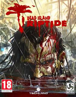 Capa de Dead Island: Riptide