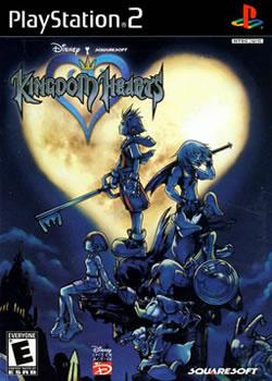 Capa de Kingdom Hearts
