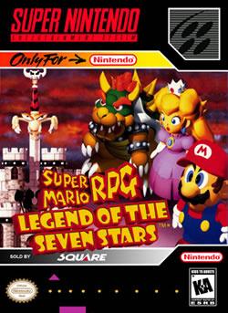 Capa de Super Mario RPG: Legend of the Seven Stars