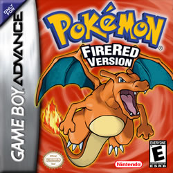 Capa de Pokémon FireRed