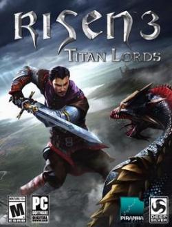 Capa de Risen 3: Titan Lords