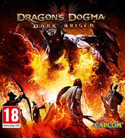 Capa de Dragon's Dogma: Dark Arisen