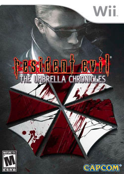 Capa de Resident Evil: Umbrella Chronicles