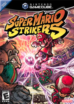Capa de Super Mario Strikers