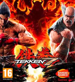 Capa de Tekken 7