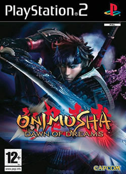 Capa de Onimusha: Dawn of Dreams
