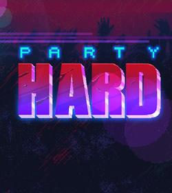 Capa de Party Hard
