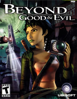Capa de Beyond Good & Evil