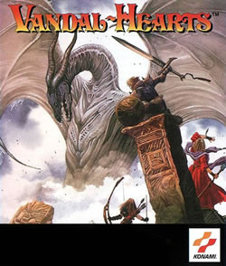 Capa de Vandal Hearts