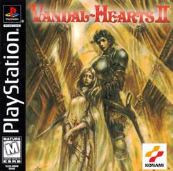 Capa de Vandal Hearts II