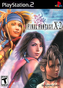 Capa de Final Fantasy X-2