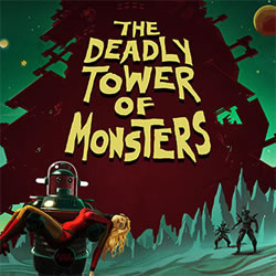 Capa de The Deadly Tower of Monsters