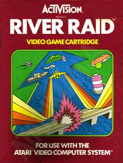 Capa de River Raid
