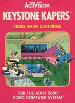 Capa de Keystone Kapers