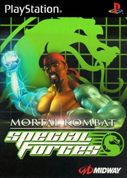 Capa de Mortal Kombat: Special Forces