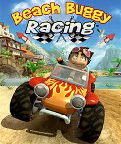 Capa de Beach Buggy Racing