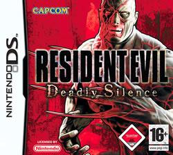 Capa de Resident Evil: Deadly Silence