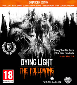 Capa de Dying Light: The Following - Enhanced Edition
