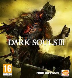 Capa de Dark Souls III