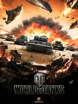 Capa de World of Tanks