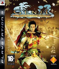 Capa de Genji: Days of the Blade