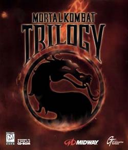 Capa de Mortal Kombat Trilogy