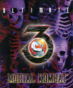Capa de Ultimate Mortal Kombat 3