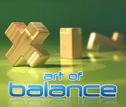 Capa de Art of Balance
