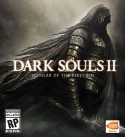 Capa de Dark Souls II: Scholar of the First Sin