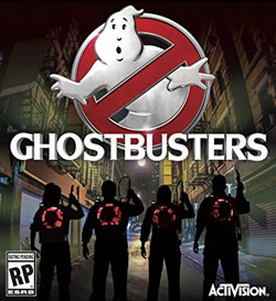 Capa de Ghostbusters