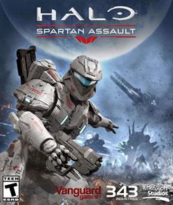 Capa de Halo: Spartan Assault