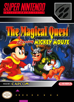 Nota de The Magical Quest Starring Mickey Mouse - Nota do Game