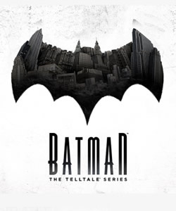Capa de Batman: The Telltale Series
