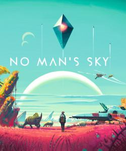 Capa de No Man's Sky