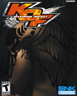 Capa de KOF: Maximum Impact