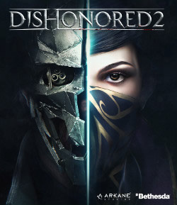 Capa de Dishonored 2
