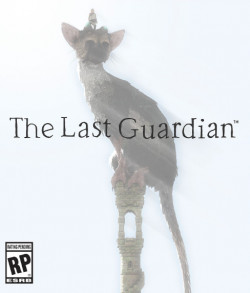 Capa de The Last Guardian