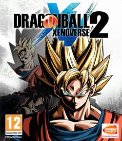 Capa de Dragon Ball: Xenoverse 2