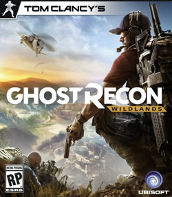 Capa de Tom Clancy's Ghost Recon Wildlands