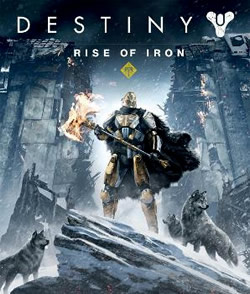 Capa de Destiny: Rise of Iron