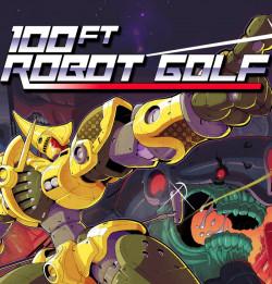 Capa de 100ft Robot Golf