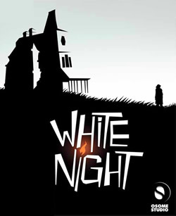 Capa de White Night