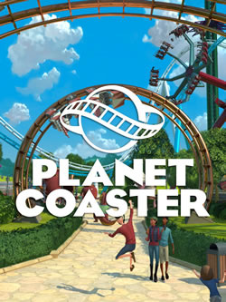 Capa de Planet Coaster